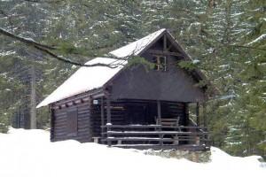 Chata Hlboká