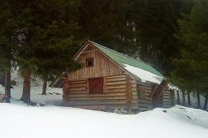Koliba Javorová-Iľanovská dolina
