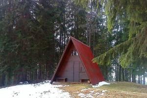 Poľovnícka chata Spálená-Svarín